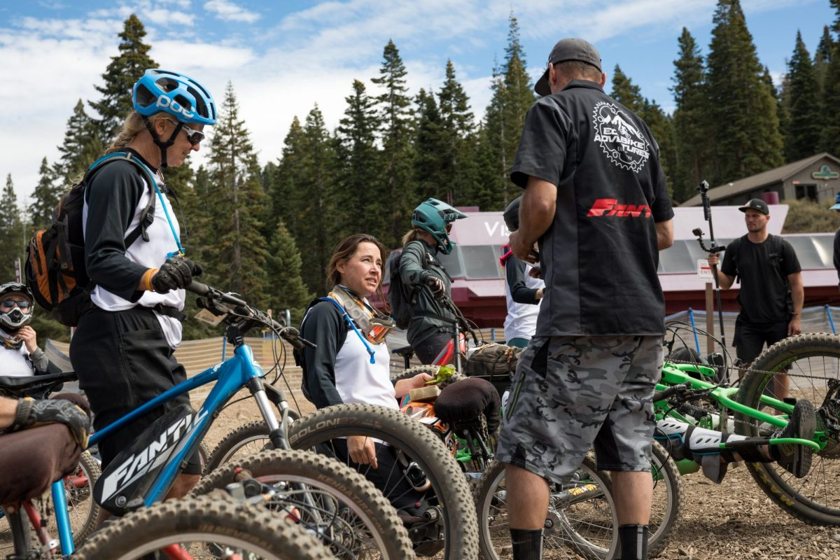 EcoBike Tours at Diamond S Ranch in the Lost Sierra