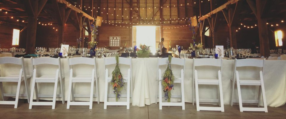 Two Hearts Party Rentals at the Diamond S Ranch